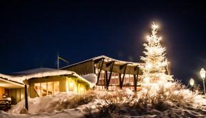 Julstämning i Persåsen.