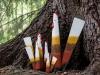 Uppstickartupparna drar till skogs