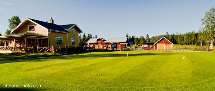 Klövsjö golfbana